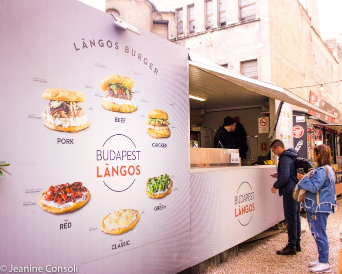 Langos Food Truck