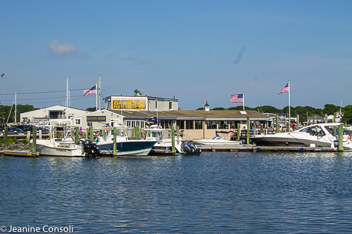 Waterside Dining in Hyannis, MA